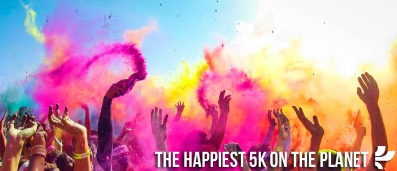 The Color Run Auckland