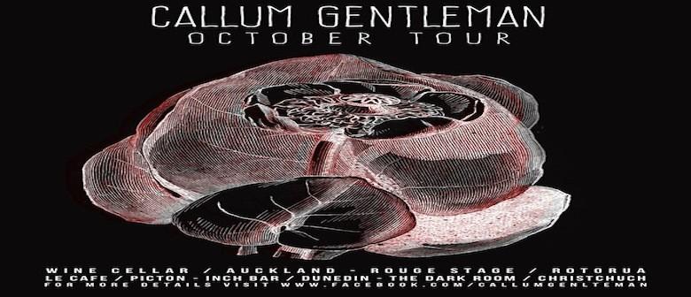 Callum Gentleman Tour