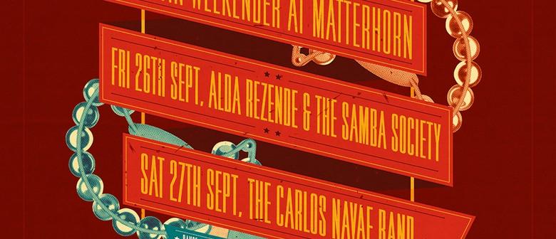 Latin Weekender - The Samba Society