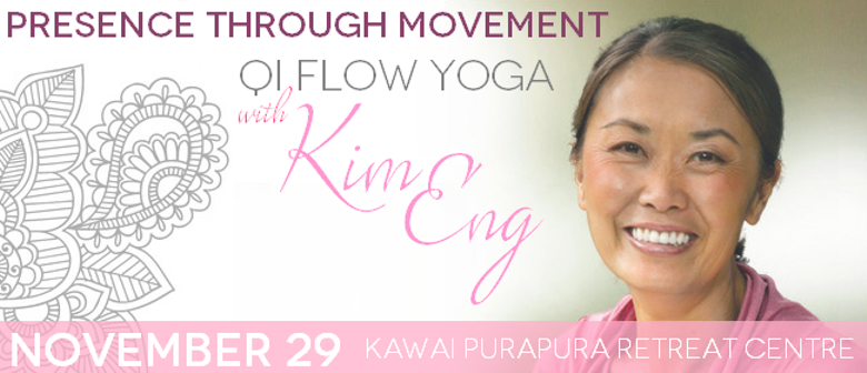 Presence Through Movement with Kim Eng