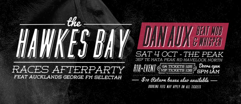 Hawke's Bay Races Afterparty