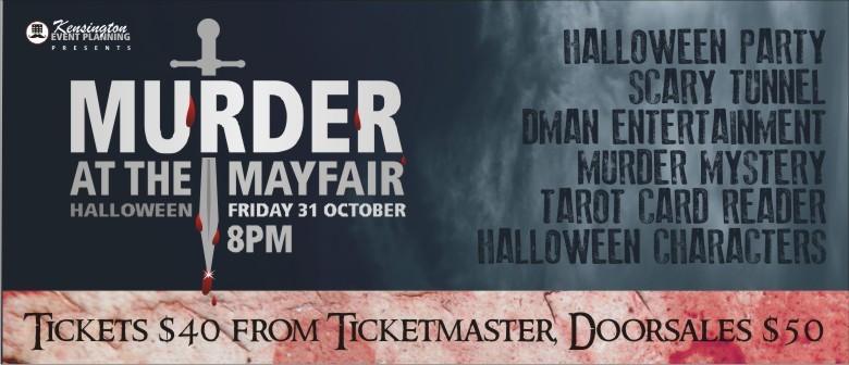 Murder At The Mayfair