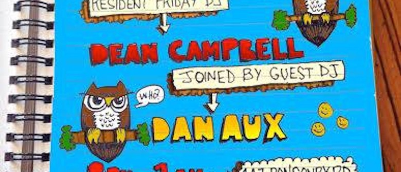 Dean Campbell and Dan Aux