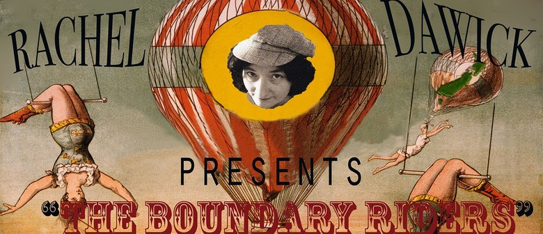 The Boundary Riders Show with band