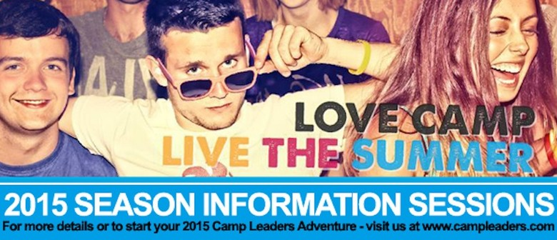 Summer Camp USA with Camp Leaders - Information Session