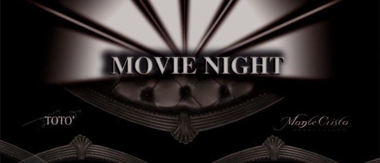 Montecristo Mystery Movie and Meal Night