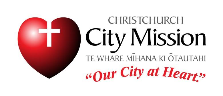 "Chch City Mission presents ""Robbie's Return"""