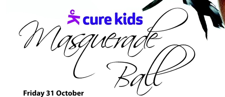 Cure Kids Masquerade Ball