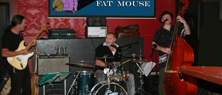 Fatmouse Featuring Col Jones Play Joe Cocker