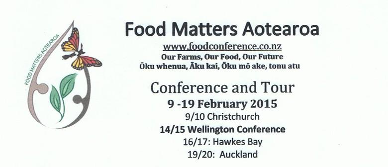 Food Matters Aotearoa Conference
