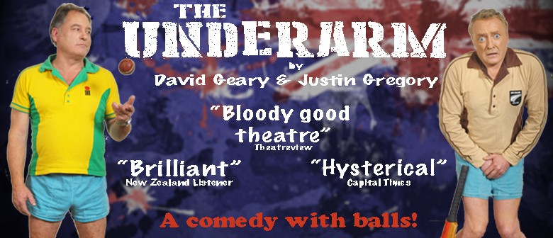 The Underarm by David Geary & Justin Gregory