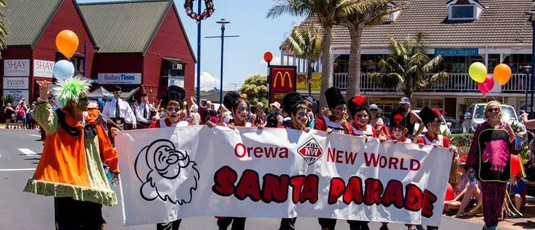 Orewa New World Santa Parade