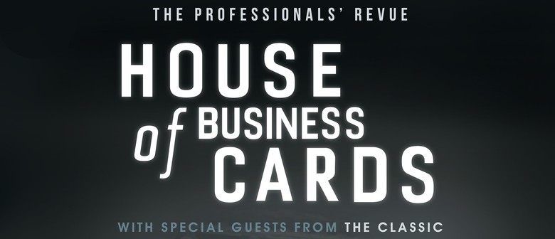 The professionals revue house of business cards auckland the professionals revue house of business cards reheart Choice Image