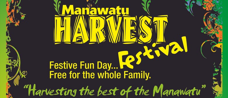 Manawatu Harvest Festival: CANCELLED