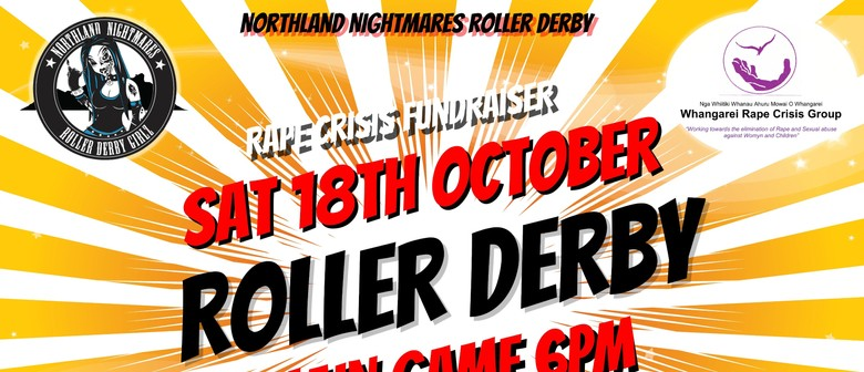 Charity Roller Derby Bout