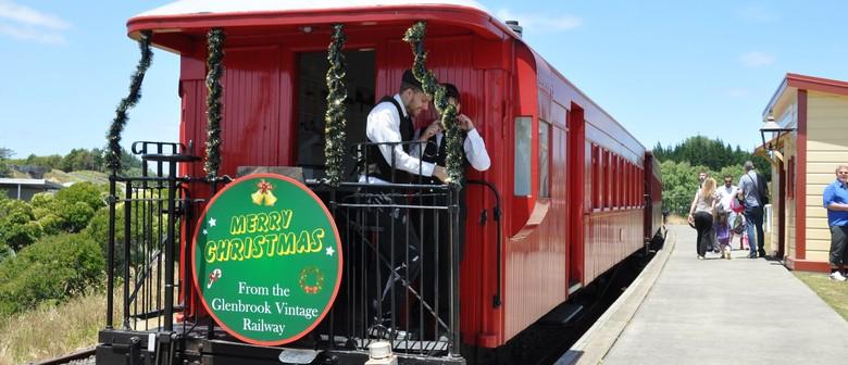GVR Train to 'Santa's Wonderland'