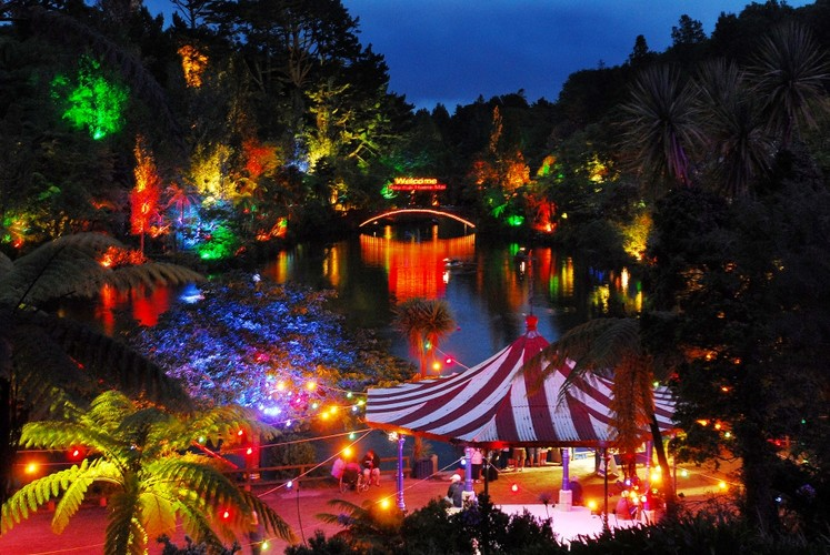 Tsb Bank Festival Of Lights New Plymouth Eventfinda
