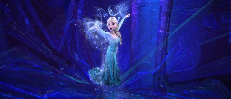 Queen Elsa from 'Frozen'