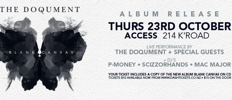The Doqument Album Release Party