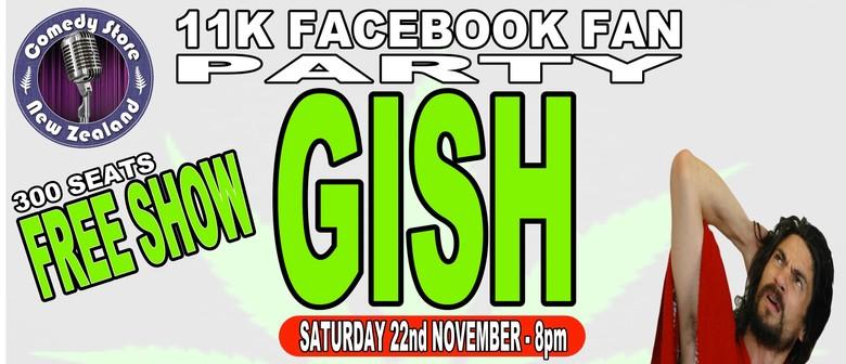 Gish - 11 Thousand Fans Show