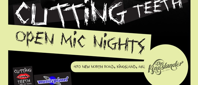 Open Mic & Bands Night