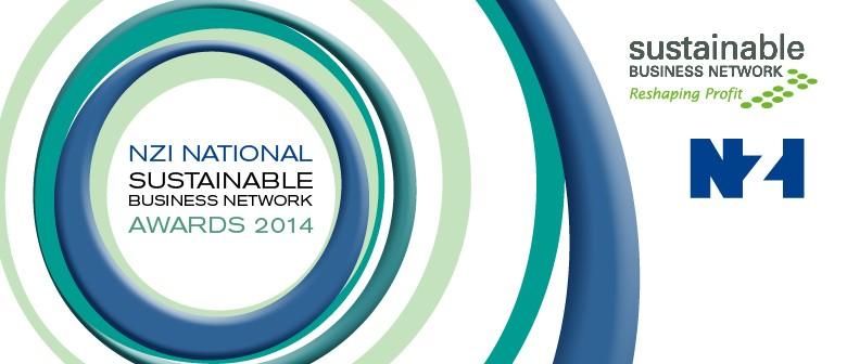 2014 NZI National Sustainable Business Network Awards