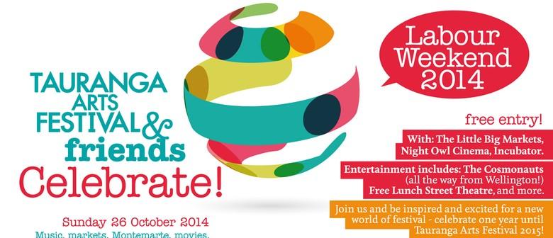 Tauranga Arts Festival & Friends Celebrate