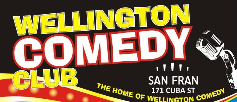 The Wellington Comedy Club