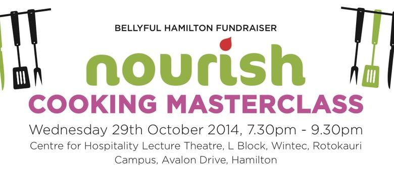 Bellyful Hamilton Nourish Cooking Masterclass