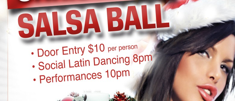Christmas Salsa Ball