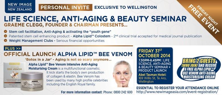 Life Science, Anti-Aging & Beauty Seminar