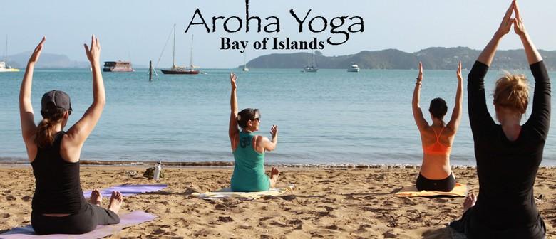 Paihia Yoga Class