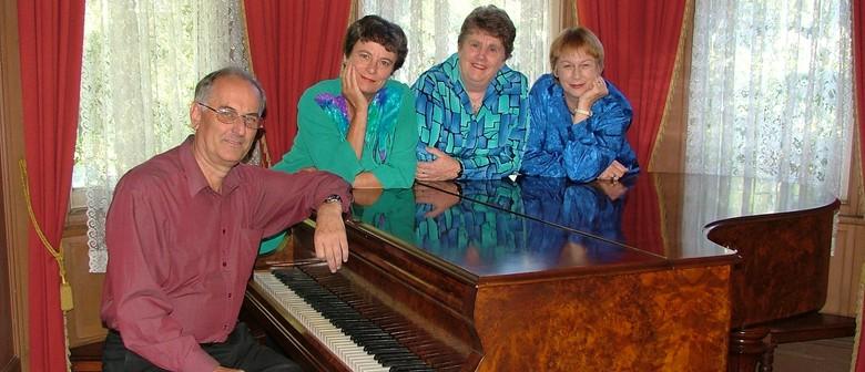 Homespun Harmonies: 'The Three Mezzos' Vocal Trio in Concert