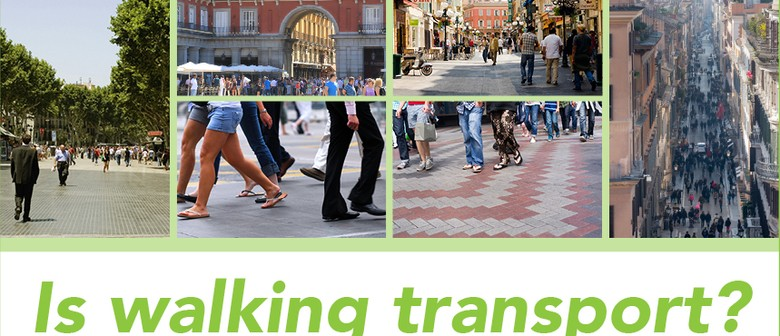 Is Walking Transport?