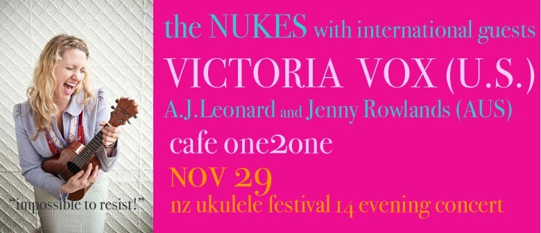Victoria Vox with The Nukes
