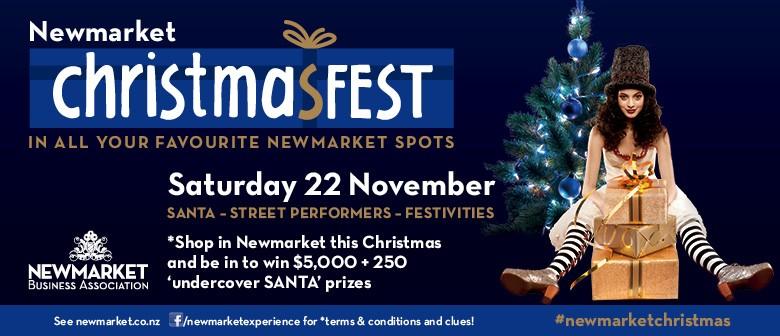 Newmarket Christmas Festival