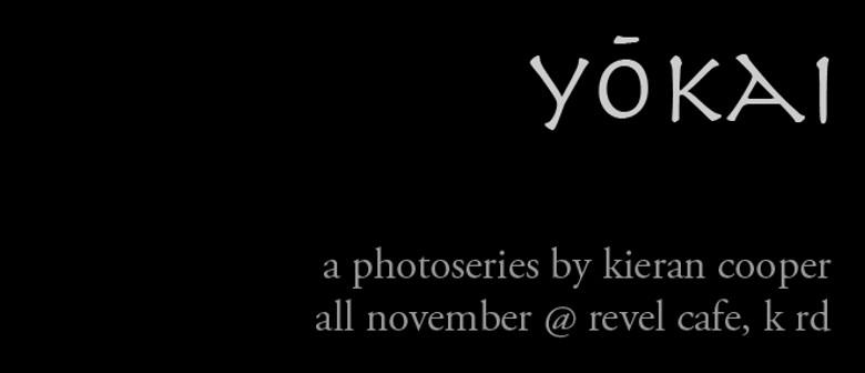 Yokai - A Photoseries by Kieran Cooper