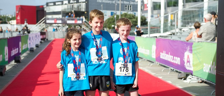 Ports of Auckland Ironkids