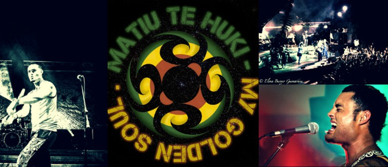 Matiu Te Huki and My Golden Soul