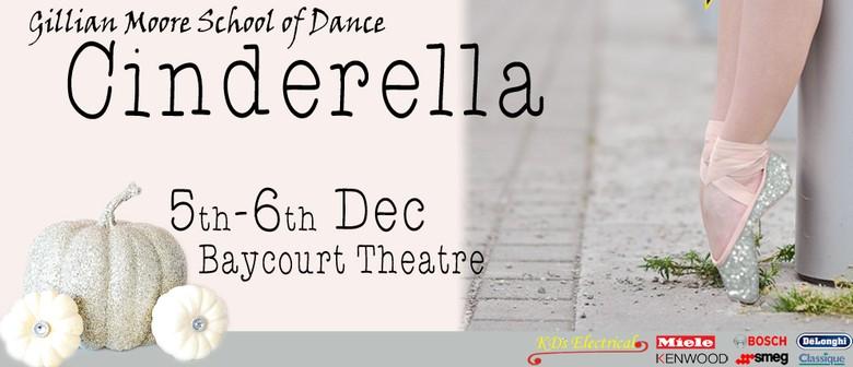Cinderella - Gillian Moore School of Dance