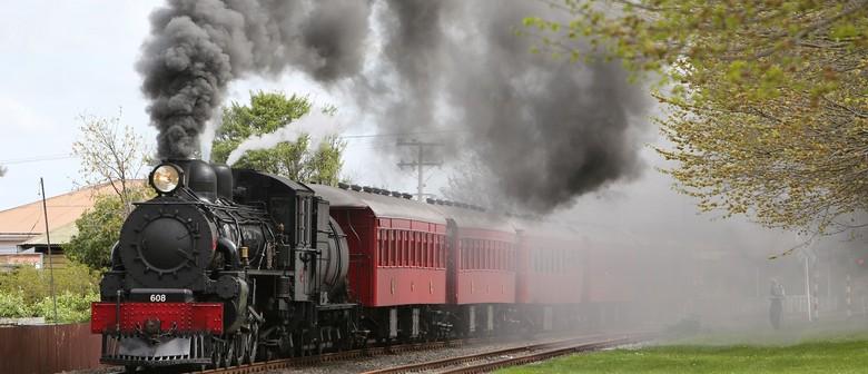 The Eketahuna Express