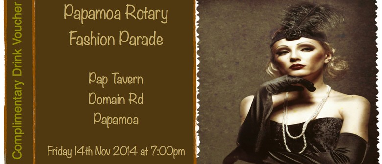 Papamoa Rotary Fashion Parade