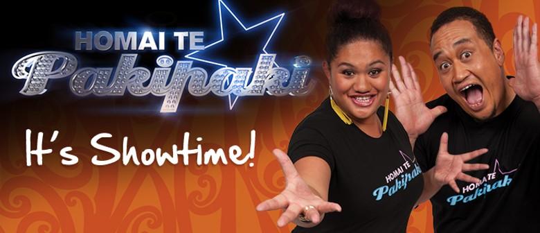 Homai Te Pakipaki Grand Final