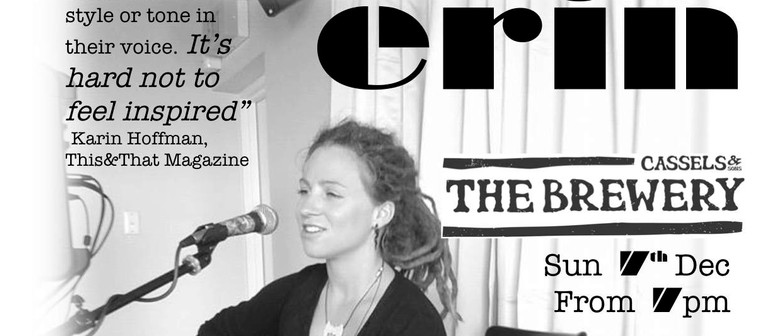 Erin - NZ Singer/Songwriter