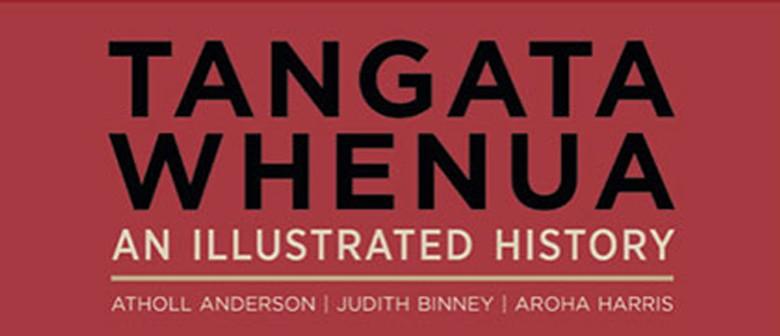 Author Talk: Tangata Whenua - An Illustrated History