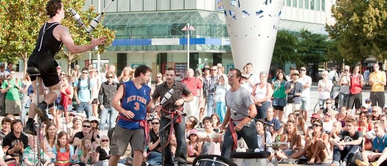 2010 World Buskers Festival