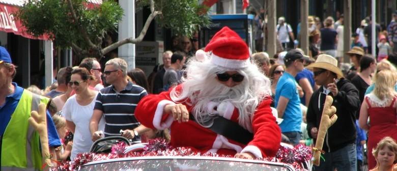 Devonport Lions Santa Parade & Christmas Festival