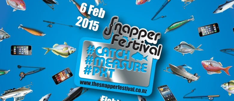 The Snapper Festival - Fishing Comp: CANCELLED