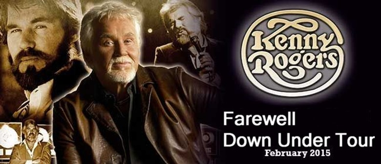 Kenny Rogers -- Farewell Down Under Tour