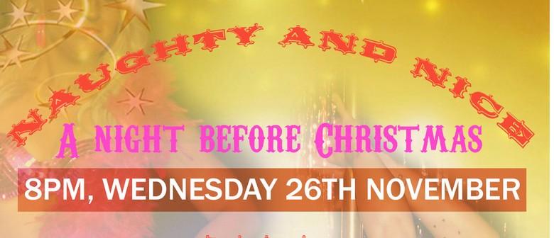 A Night Before Christmas/ Naughty and Nice